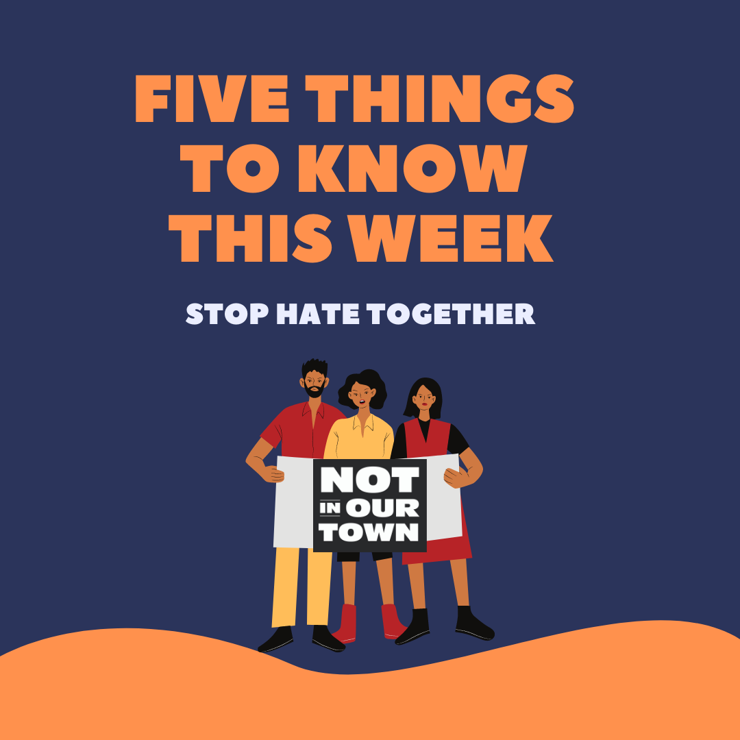 FIVE THINGS  TO KNOW  THIS WEEK