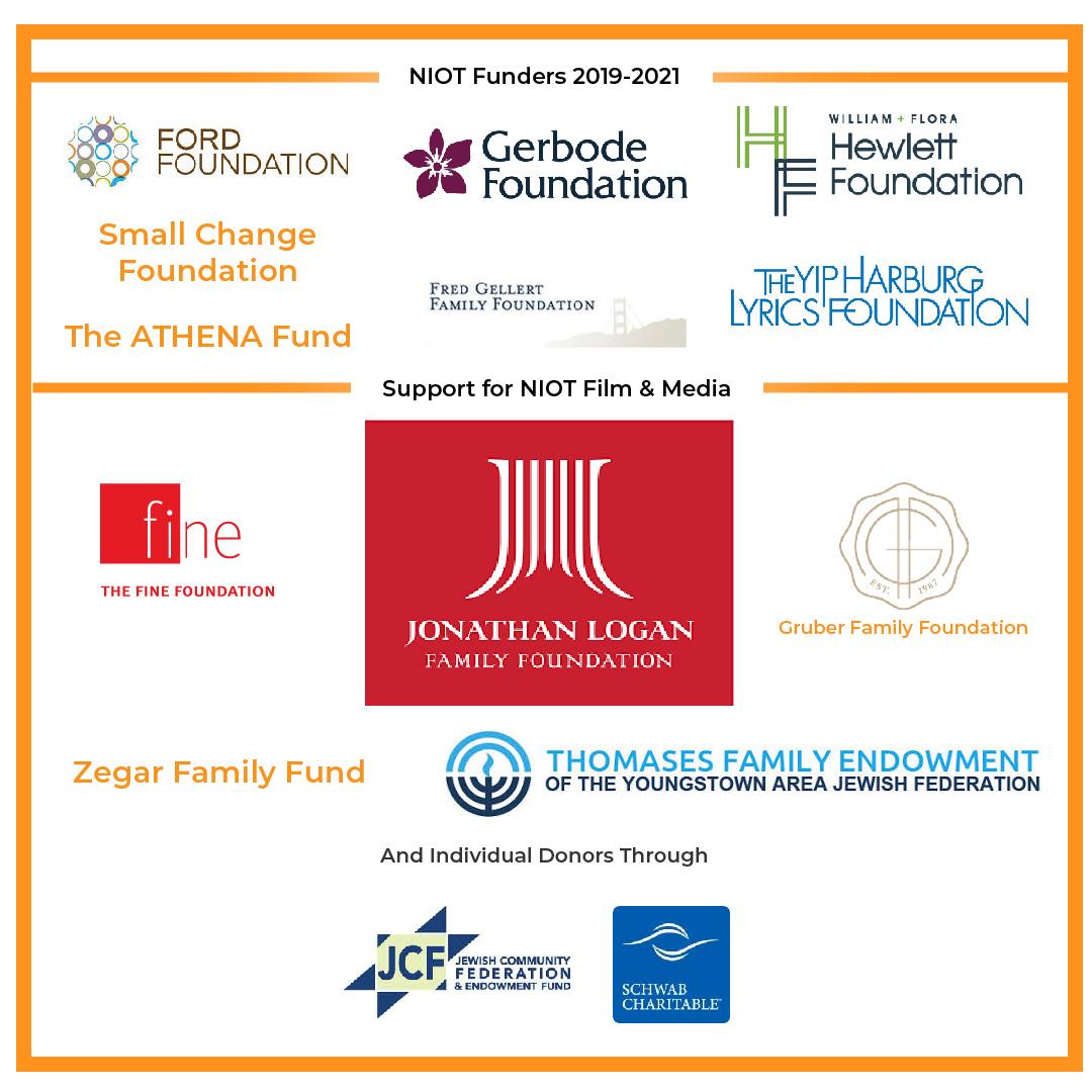 2021 major NIOT funders box