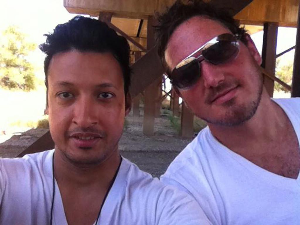 Mikey P and Dan B