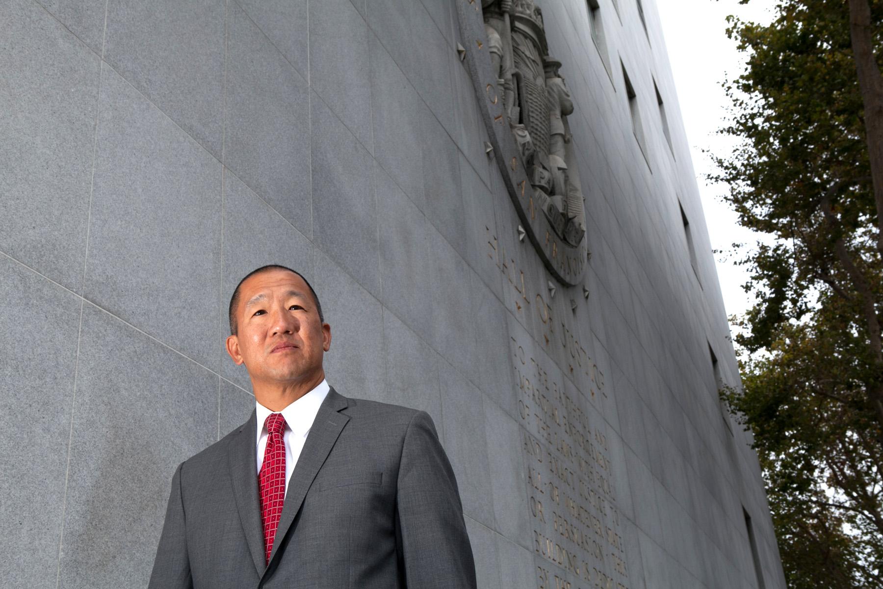 A Prosecutor's Stand