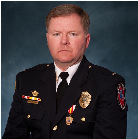 Lt. Brian Murphy