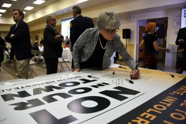 Long Island Launches Not In Our Town | Not in Our Town