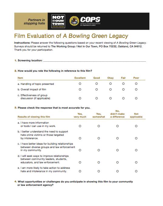 Bowling Green Legacy