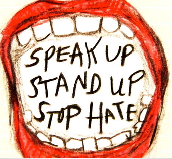 Stand Up and Speak Out -- Defining Upstander in the OED