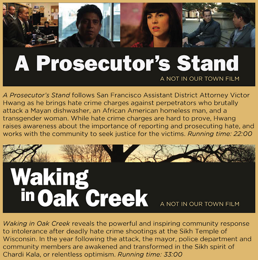 A Prosecutor's Stand and Waking in Oak Creek