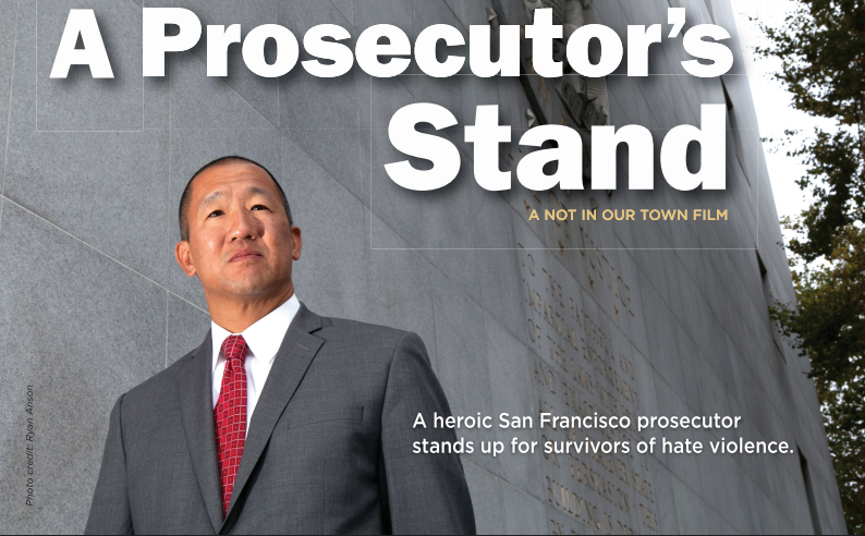 A Prosecutor's Stand