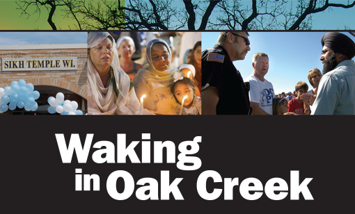 Waking in Oak Creek banner