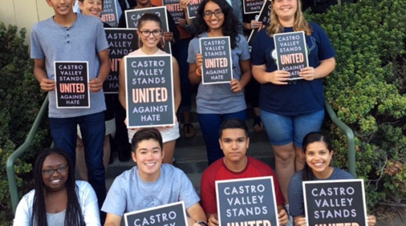 Castro Valley Stands Against Hate