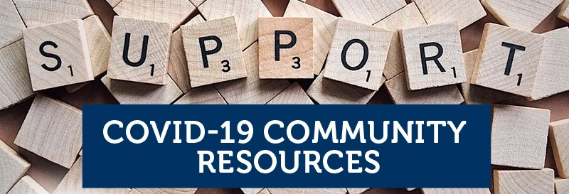 Support: COVID-19 Resources for Communities