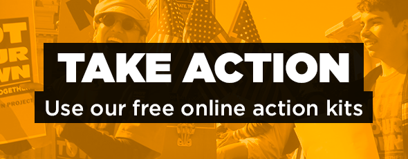 Take Action - Use Our Free Online Action Kits