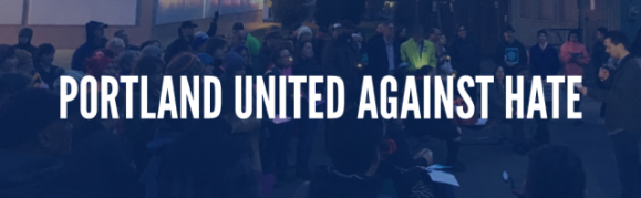 Portland United Against Hate (Courtesy of CAHC)