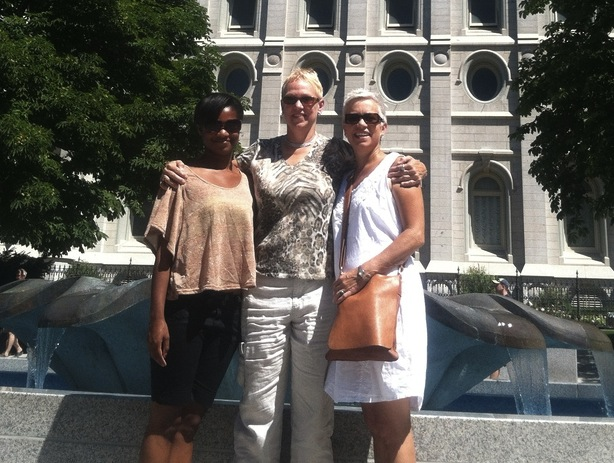 Mia Springer Lesbian Parents Challenge Prejudice