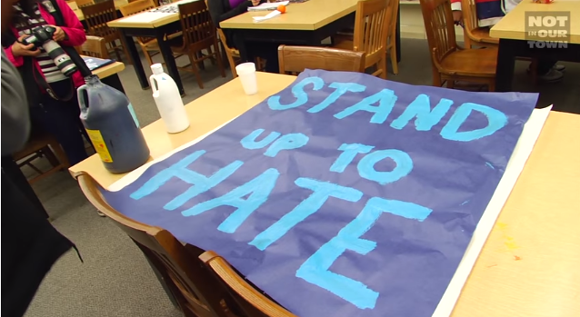 Oakland High Says No to Hate