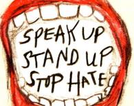 Upstander bullying