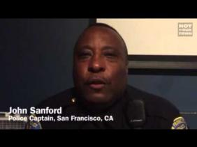 An Interview with Police Captain John Sanford, San Francisco, CA