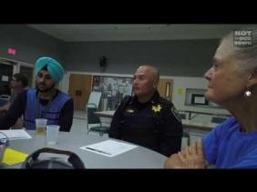 Not In Our Town Group Invites Police Chief to a Community Forum and Film Screening in Davis, CA