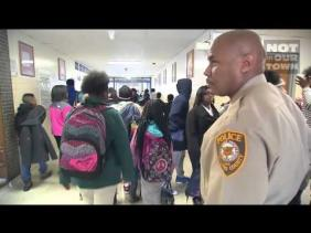 Beyond the Badge:  Profile of a School Resource Officer Trailer
