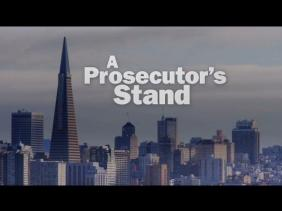 A Prosecutor's Stand Trailer