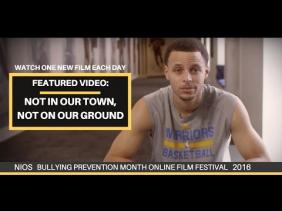 Golden State Warriors: Stop Bullying PSA Extended Version