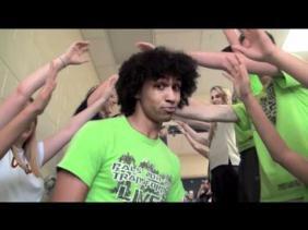 """Cypress Ranch HS Anti-Bullying Lip Dub """"Who Do U Think U R?"""""""