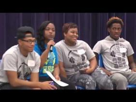 A Ferguson Youth Led Summit