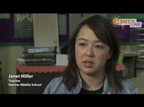 Janet Miller - ORGANIZE