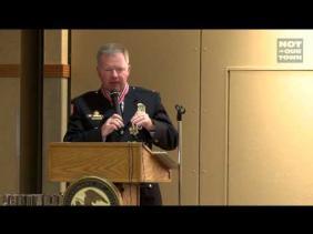 Oak Creek Heroes Awarded Badge of Bravery