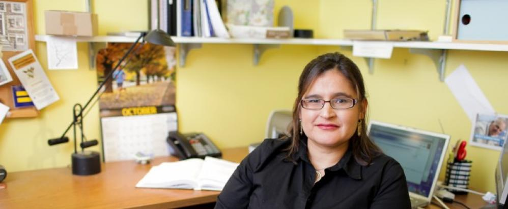 Whatcom County Superior Court Judge Raquel Montoya-Lewis teaches classes in unconscious or implicit bias to judges, court employees and others throughout Washington state. (Image credit: Western Washington University)