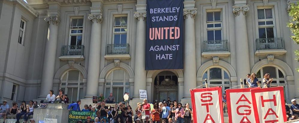 Berkeley, Calif. stands united against hate