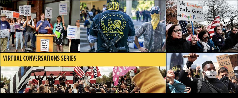 NIOT Conversation Series: Pictures of Communities in Conflict