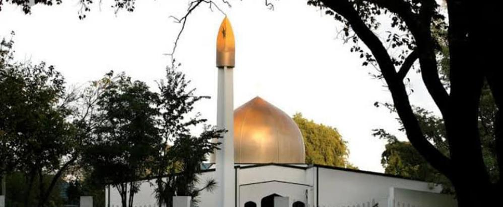 One of the NZ mosques involved in the attack on Friday