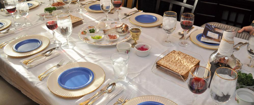 Family seder from Patsy on Flickr