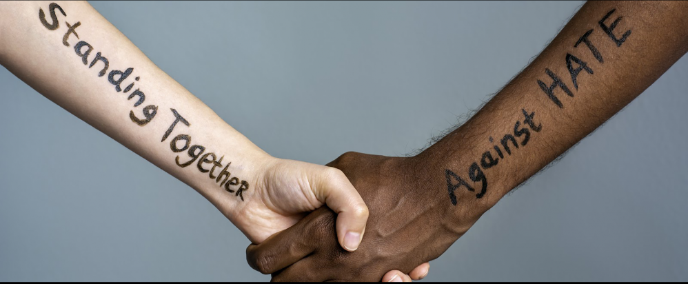 Standing Together Against Hate - United Against Hate Week