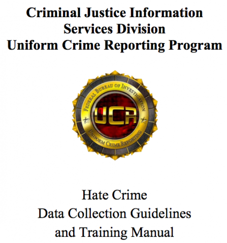 Uniform Crime Reporting Program
