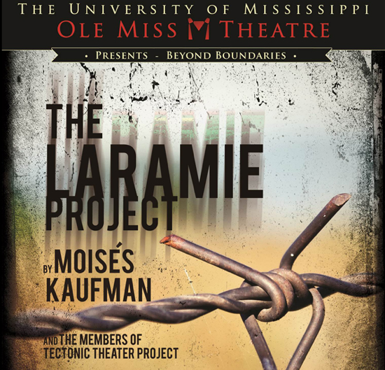 University of Mississippi Laramie Project
