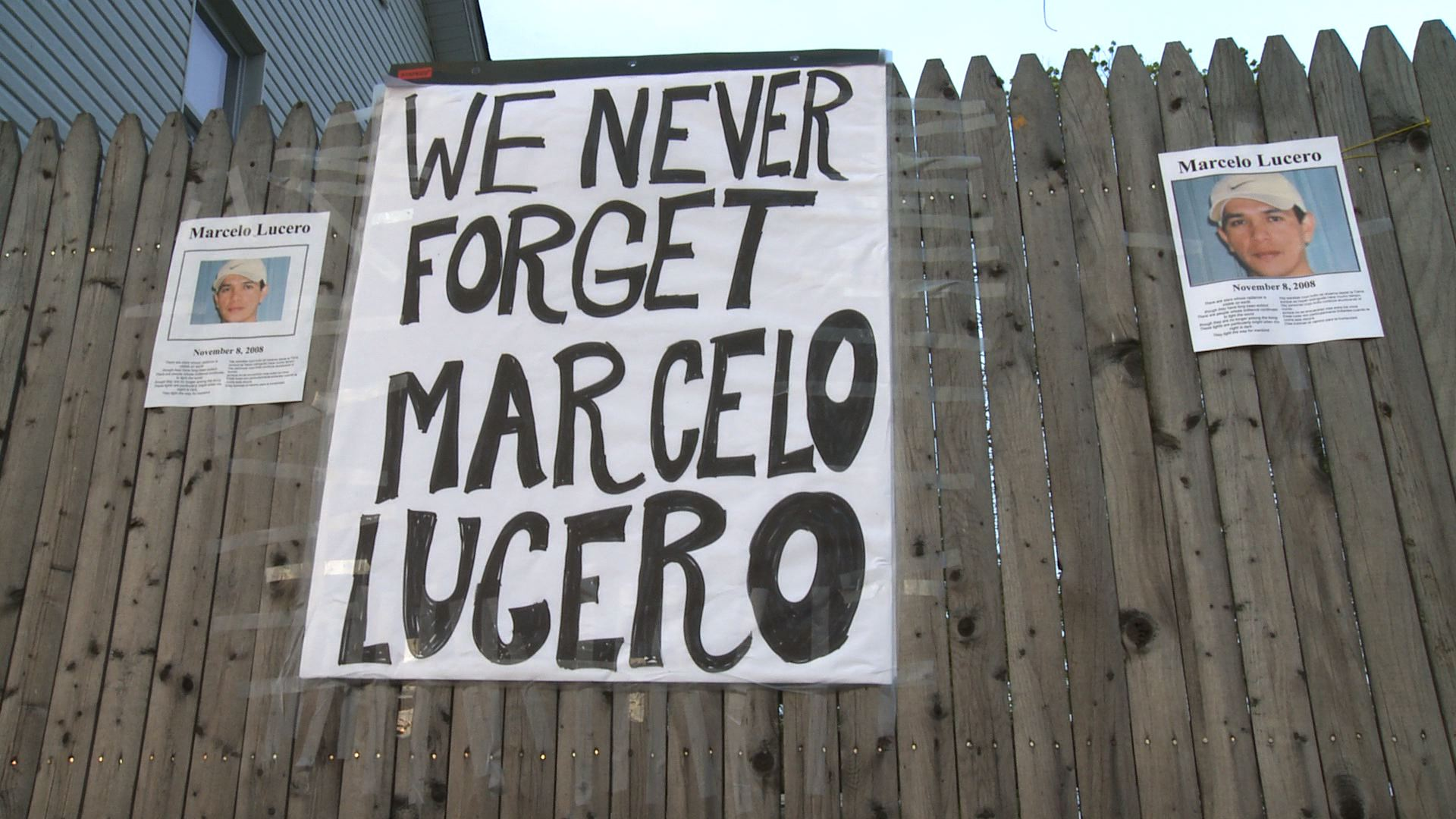 Marcelo Lucero, hate crime, anti-immigrant attack, Patchogue, New York