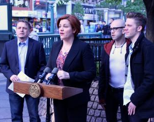 christine quinn anti-gay attacks