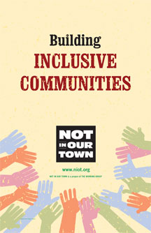 Building Inclusive Communities poster