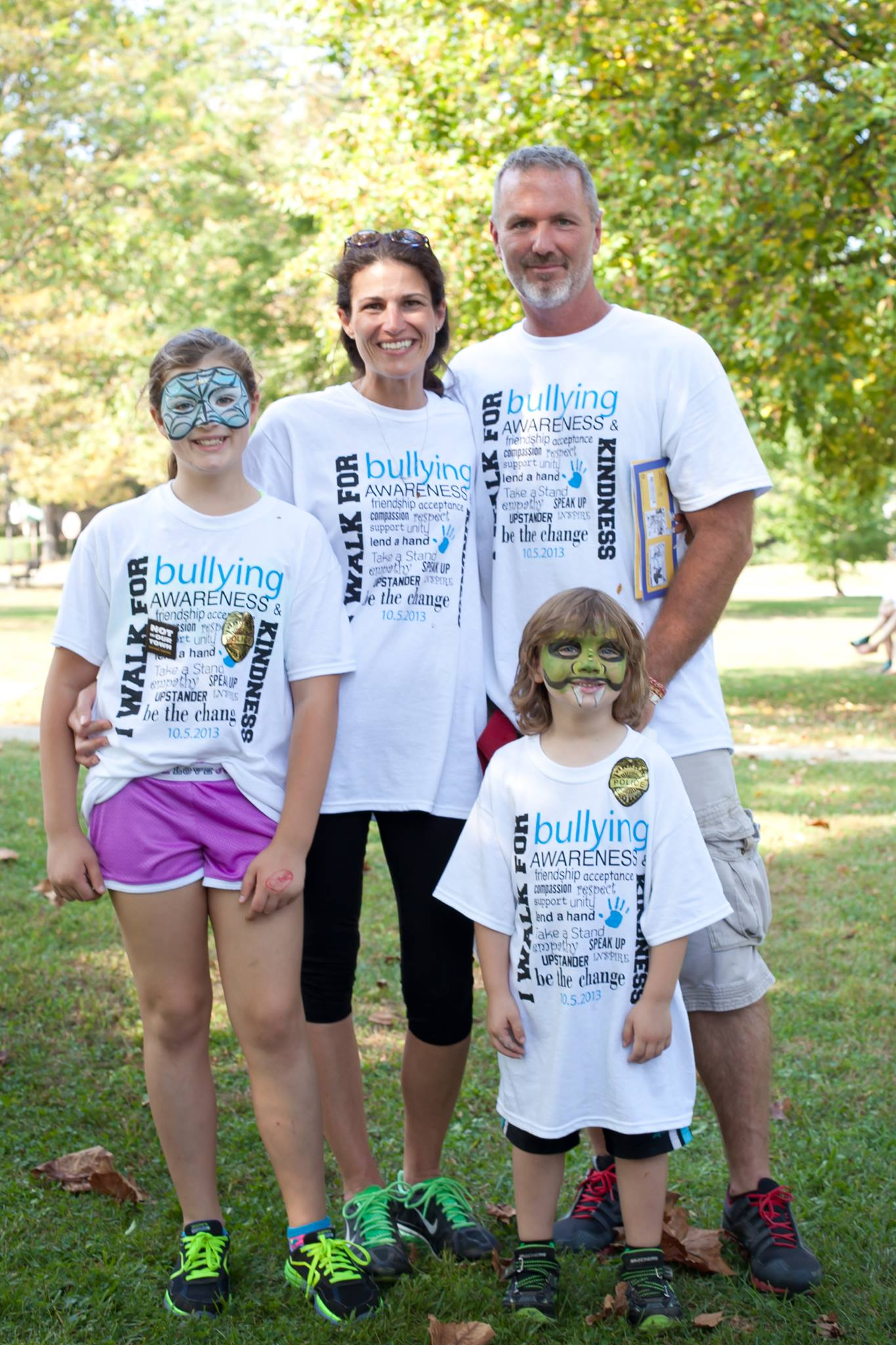A Walk for Bullying Awareness